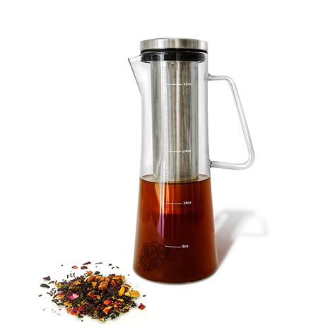 The takeya cold brew maker is inexpensive, easy to use, and makes delicious coffee. Cold Brew Iced Coffee Maker and Tea Infuser with Spout Best Price Review
