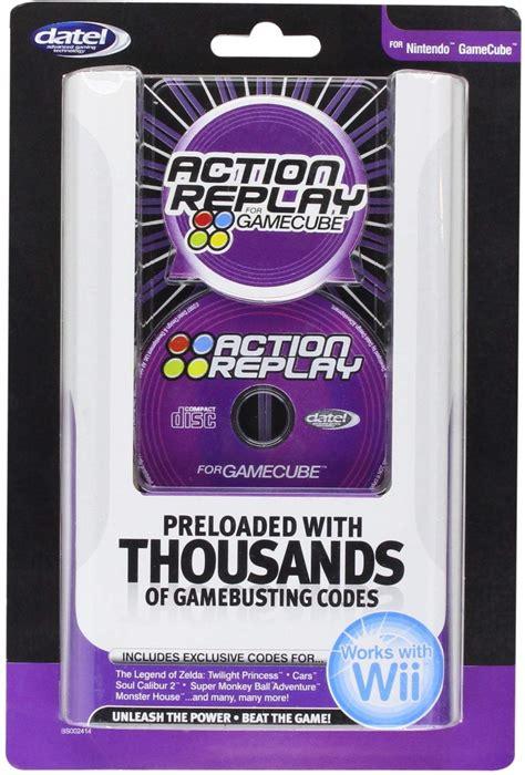 Nintendo GameCube Action Replay