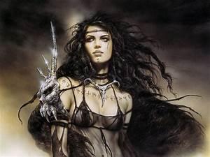 Warrior Girl - Fantasy Wallpaper (23124525) - Fanpop
