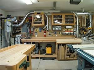 Desert Garage Workshop - FineWoodworking