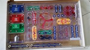 Snap Circuits Jr  Sc-100   Snap Circuits Electronics Discovery Kit Review