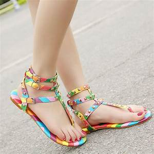 Stylish Sandals - Mehndi DesignsMehndi Designs