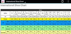 And Kids Shoe Size Chart Converter Apps On Google Play