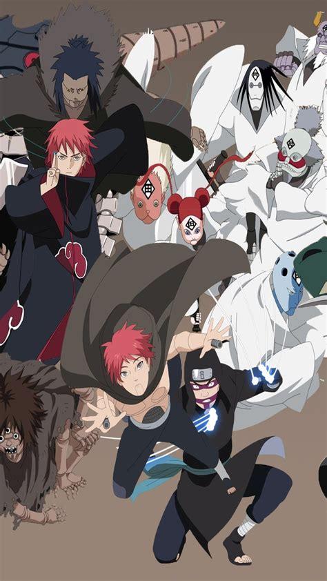 Naruto X Supreme Wallpaper