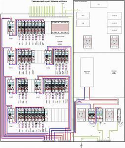 Schema Tableau Electrique Triphasé : schema electrique triphase industriel emotor ~ Voncanada.com Idées de Décoration