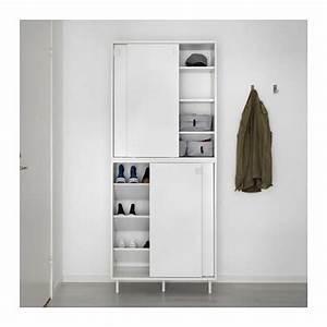 Ikea Pax Schuhschrank : mackap r shoe cabinet storage 80x102 cm ikea ~ Orissabook.com Haus und Dekorationen