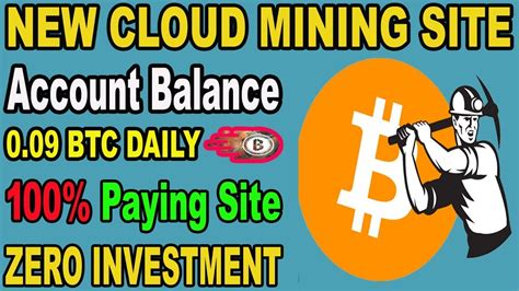 By 2019, cryptocurrency mining has become a little more complicated and involved. New Bitcoin Mining Website 2019 | Earn 0.09 BTC Daily ...