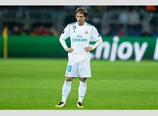 Real Madrid Modric caught up in serious tax scandal FCNaija