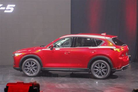 2018 Mazda Cx5 Finally Coming With A Diesel