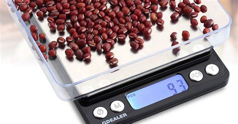 Compact Digital Kitchen Scale Only .95