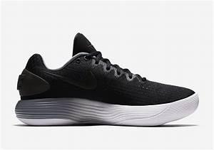 Nike Hyperdunk 2017 Low Black White Gradient 897664-003 ...