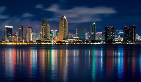 San Diego City Lights Selfz Sonyalpha