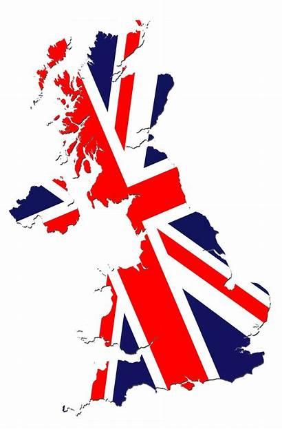 Map Flag Britain British England Country English