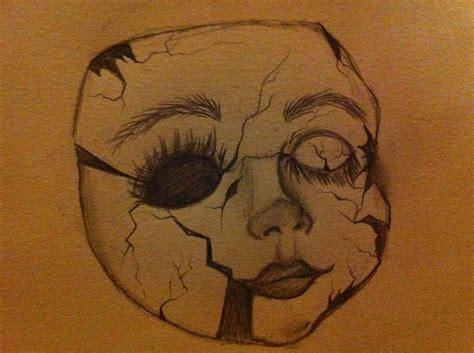 Broken Doll Face By Erinchan01 On Deviantart