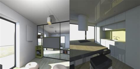 appartement cuisine americaine petit salon coin télé et cuisine américaine appartement à
