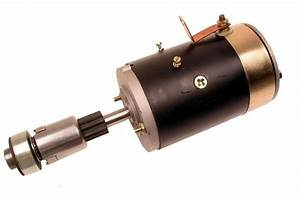 Starter With Drive Ford 2n 2