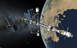 Biggest KSP Space Station - Pics about space