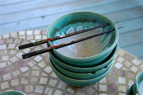 noodle bowl  ramen bowl hand thrown stoneware pottery