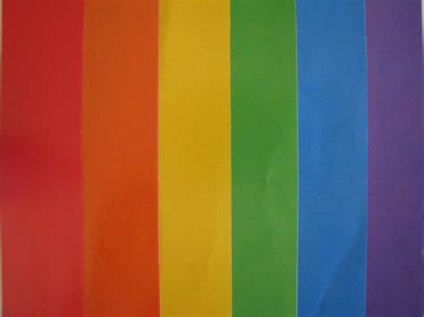what are the rainbow colors all the colours of the rainbow learning 4
