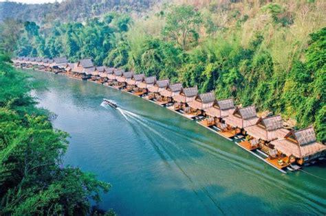 5 Amazing Overwater Bungalows & Villas In Thailand
