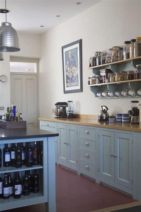 kitchen designed  modern victorian style digsdigs