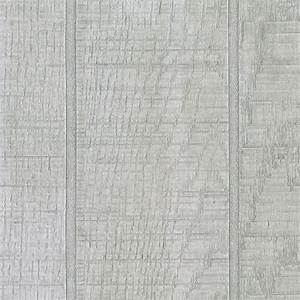 Brewster Grey Timber Texture Wallpaper Sample