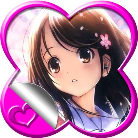 sweet anime girl wallpaper  latest version apk