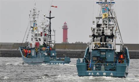 ญี่ปุ่นเริ่มออกเรือล่าวาฬเชิงพาณิชย์ครั้งแรกในรอบกว่า 30 ปี