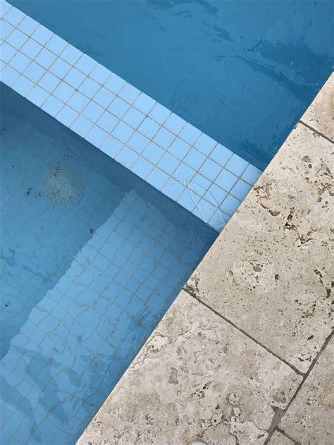 blue travertine tile 36 best pool tiles images on pinterest pools swimming pool tiles and pool tiles