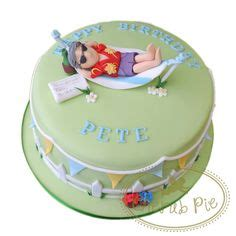 Best Hammock For Cing by In Hammock Retirement Cake On Cake Central S