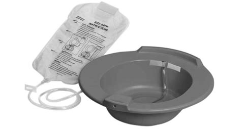 bain siege bain de siège en plastique medline dufort et lavigne