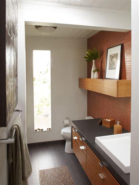 35 trendy midcentury modern bathrooms to get inspired