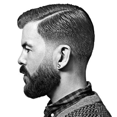 tipos de barba 2018 tendências para cada tipo de rosto