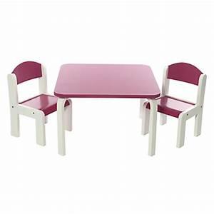 Chaise Et Table Enfant : table enfants meubles chambre enfant bureaux tables enfants alin a ~ Teatrodelosmanantiales.com Idées de Décoration