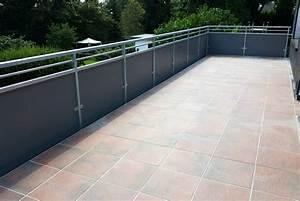 Platten Für Balkon : balkonrenovierung nappenfeld edelstahl schlosserei in ~ Lizthompson.info Haus und Dekorationen