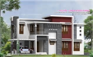 home design gallery sunnyvale 2540 square contemporary house design home kerala plans