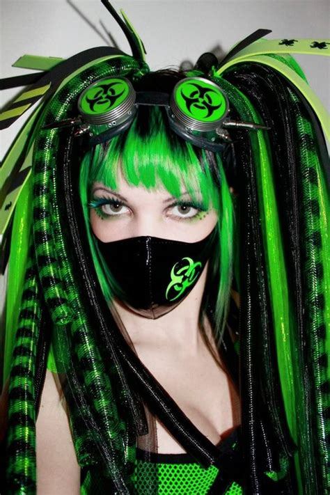 cyberpunkcybergoth images  pinterest goth