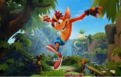Bandicoot Crash Its Into Franchise Proves Characters