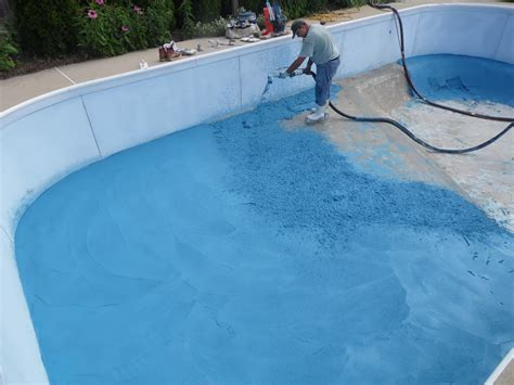 Swimming Pool Resurfacing  Danna Pools Inc