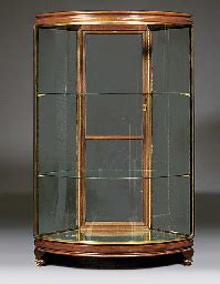 kitchen glass cabinets an edwardian glazed display cabinet christie s 1766