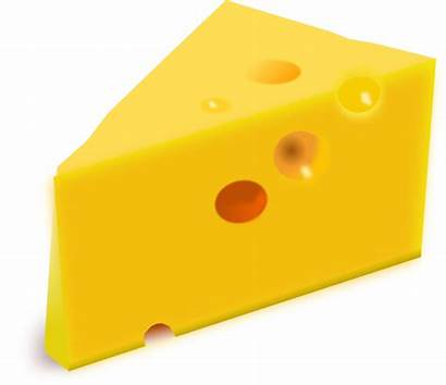 Cheese Clipart Clip Cliparts Cartoon Swiss Block