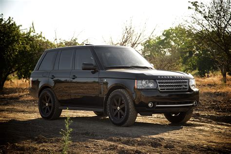 lifted range rover 2010 l322 facelift full size range rover hse 2 quot lift on