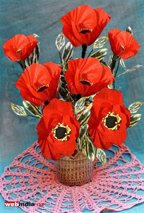 poppy flowershow   poppy flowerscraft