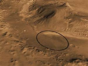 Mars Gale Crater Favorable for Microbial Life, Landing ...