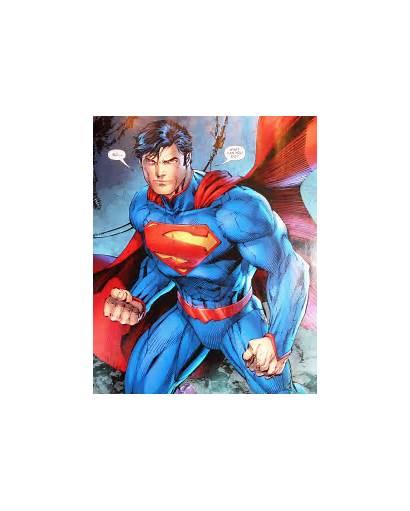 Superman Justice League 52 Super Crisis Avengers