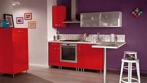 Poignée Meuble Cuisine Brico Depot : meuble haut cuisine brico depot youtube ~ Mglfilm.com Idées de Décoration