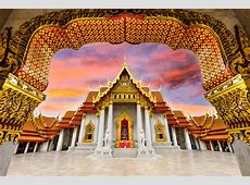 Temple city tour Bangkok My Thailand Tours