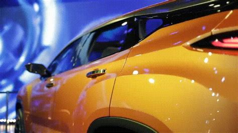 Tata Harrier To Take Architecture Cues From Jaguar Land