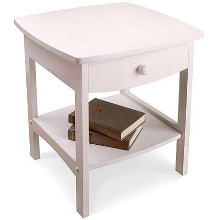 Curved Nightstand by Curved Nightstand End Table Walmart