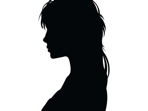 american indian silhouette  getdrawingscom